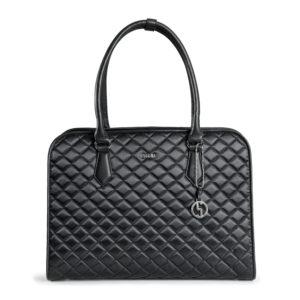 damen laptoptasche black diamond Taschenfront
