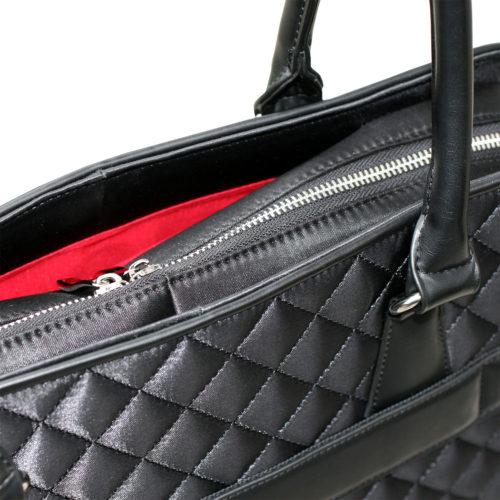 damen laptoptasche black diamond Detail