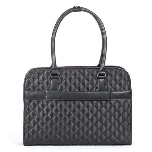 damen laptoptasche black diamond Rückseite