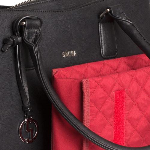 socha businesstasche mit separatem laptopfach
