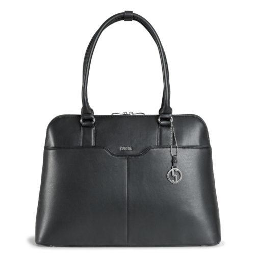 damen businesstasche couture noir Frontseite