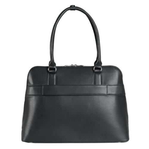 damen businesstasche couture noir Rückseite