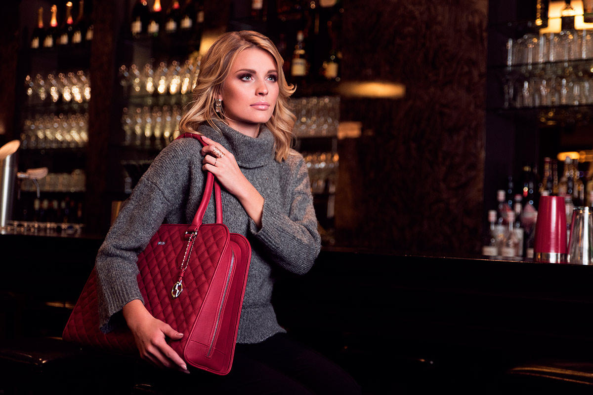 socha Business Tasche Red Diamond