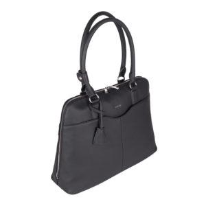 Couture Black mit extra langem Reißverschluss