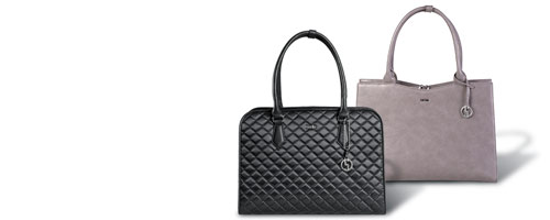 collection businessbags from synthetic