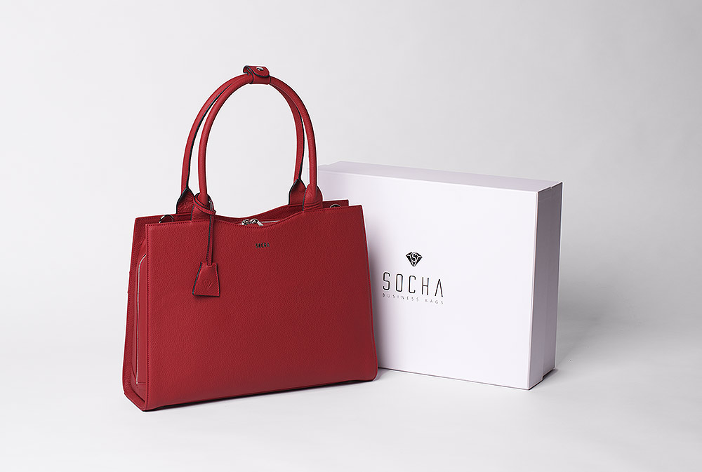 leatherbag-diamond-edition-red
