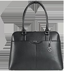 couture noir businesstasche 15.6 zoll