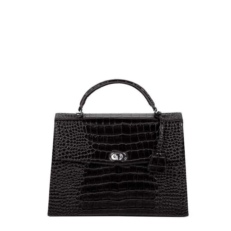 audrey croco black businesstasche socha damen