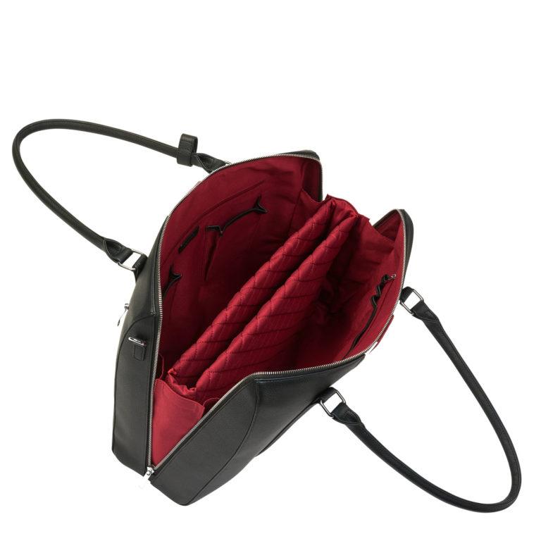 sportliche handtasche socha 15 zoll