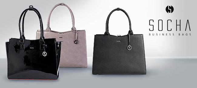 die neuen socha businesstaschen für damen