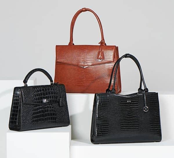 drei elegante socha business taschen